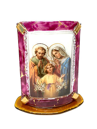 座枱聖家擺設 / HOLY FAMILY DESKTOP PLAQUE