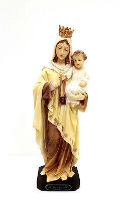 加爾默羅聖母像 / OUR LADY OF MOUNT CARMEL STATUE