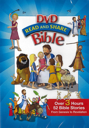 READ AND SHARE BIBLE (DVD)