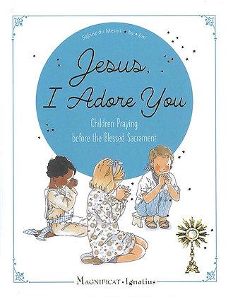 JESUS, I ADORE YOU (HC)