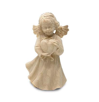 天使手抱心心像 / ANGEL HOLDING HEART STATUE