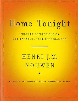 HOME TONIGHT  / 回家的渴望