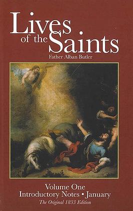 LIVES OF THE SAINTS VOLUME ONE (HC)