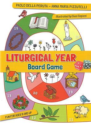 Liturgical Year Board Game