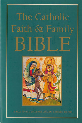 The Catholic Faith and Family Bible, NRSV