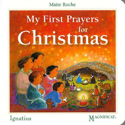My First Prayers for Christmas
