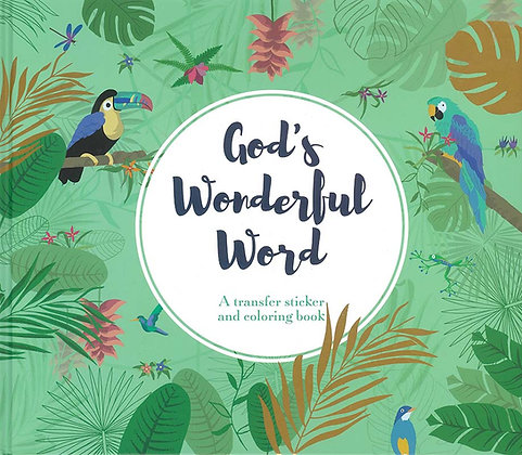GOD'S WONDERFUL WORD (HC)