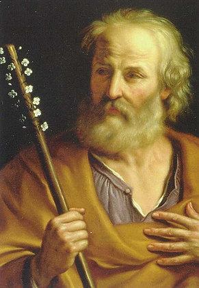PRAYER TO ST JOSEPH-Card #PC30
