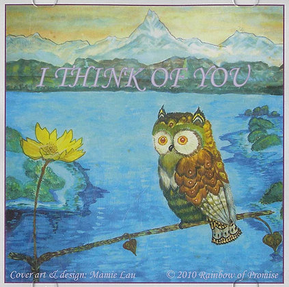 I THINK OF YOU (CD)