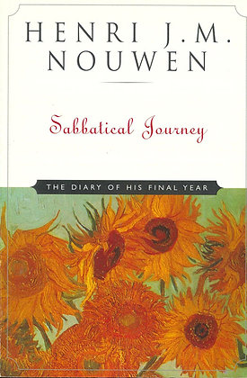 SUBBATICAL JOURNEY - The Diary of His Final Year