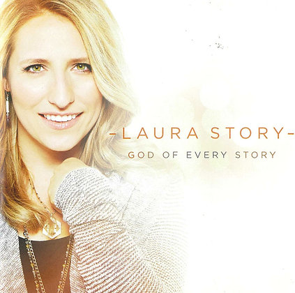 GOD OF EVERY STORY (CD)