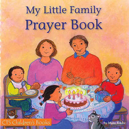 My Little Family Prayer Book