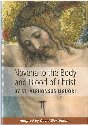 Novena to the Body and Blood of Christ