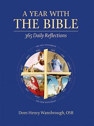 A Year with the Bible : 365 Daily Reflections