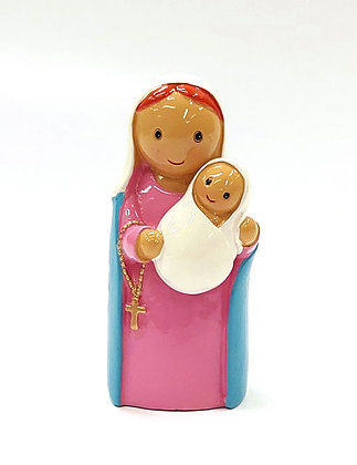 聖母抱子像 / MADONNA AND CHILD STATUE