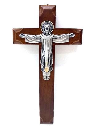 復活耶穌掛牆十字架 / RISEN CHRIST WALL CRUCIFIX