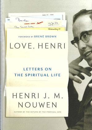 LOVE, HENRI - Letters on The Spiritual Life
