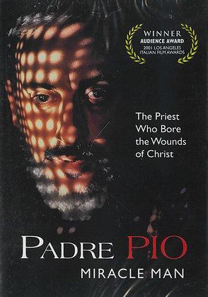 PADRE PIO: Miracle Man (DVD)