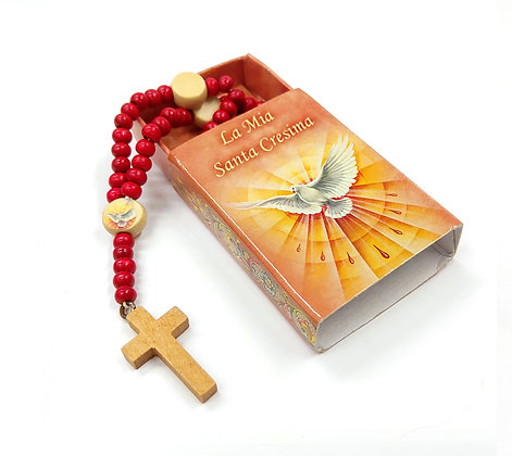 堅振迷你唸珠 / CONFIRMATION MINI ROSARY