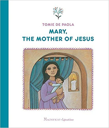 MARY, THE MOTHER OF JESUS (HC)