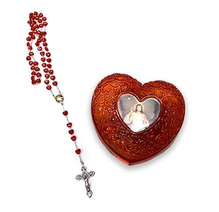 慈悲耶穌唸珠 / DIVINE MERCY ROSARY