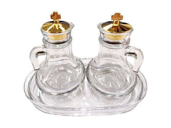 酒水瓶套裝 / GLASS CRUET SET