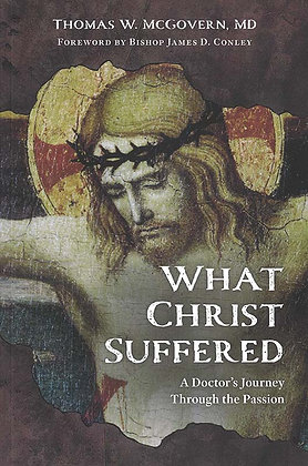 WHAT CHRIST SUFFERED
