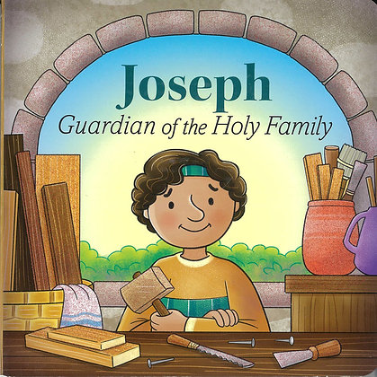 JOSEPH - GUARDIAN OF THE HOLY FAMILY (Board)