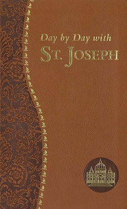DAY BY DAY WITH ST JOSEPH (Brown Ltr) #162/19