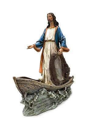 耶穌召喚門徒做漁人的漁夫 / JESUS CALLS HIS DISCIPLES TO BE FISHERMEN