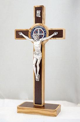 聖本篤座枱十字架 / ST BENEDICT DESKTOP CRUCIFIX