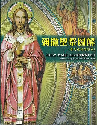 彌撒聖祭圖解(羅馬禮特殊形式)