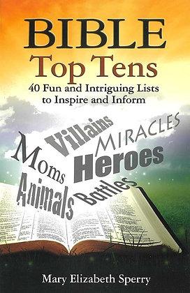 BIBLE TOP TENS