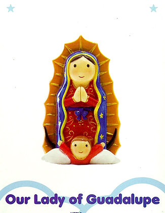 瓜達露貝聖母像 / OUR LADY OF GUADALUPE STATUE