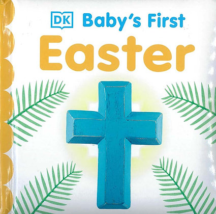 BABY'S FIRST EASTER (Board book)
