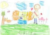 謝家澄(5歲)