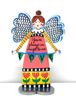 座枱守護天使擺設 / DESKTOP GUARDIAN ANGEL