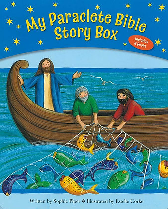 MY PARACLETE BIBLE STORY BOX