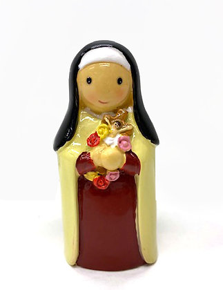 聖女小德蘭像 / ST THERESA OF LISIEUX STATUE