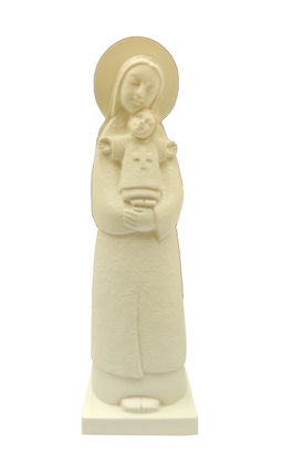 聖母抱小耶穌像 / MOTHER AND BABY JESUS