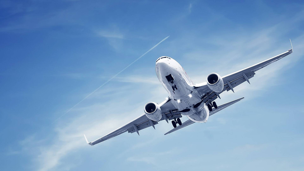 In-flight aircraft noise reduced with new technology
