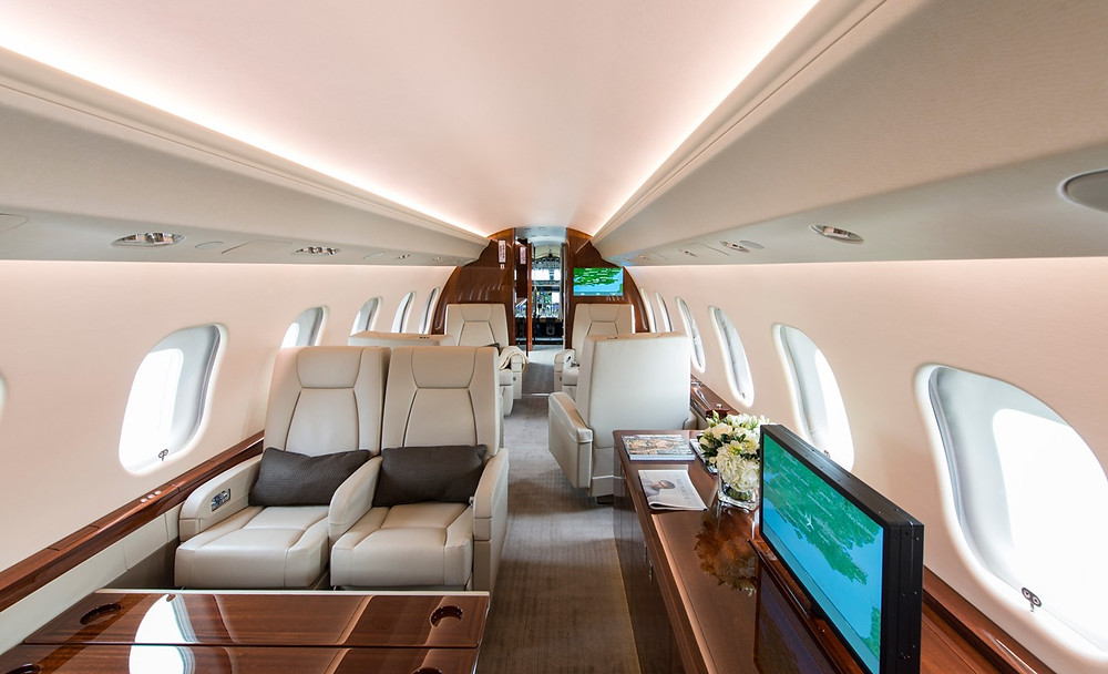 The Bombardier Global 6000