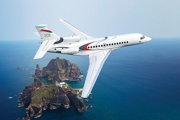 Dassault Aviation Falcon 8X