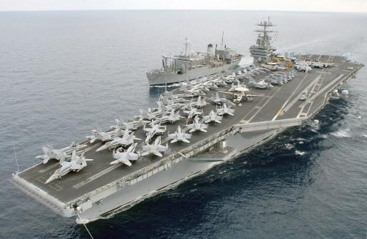 Hangars at Sea