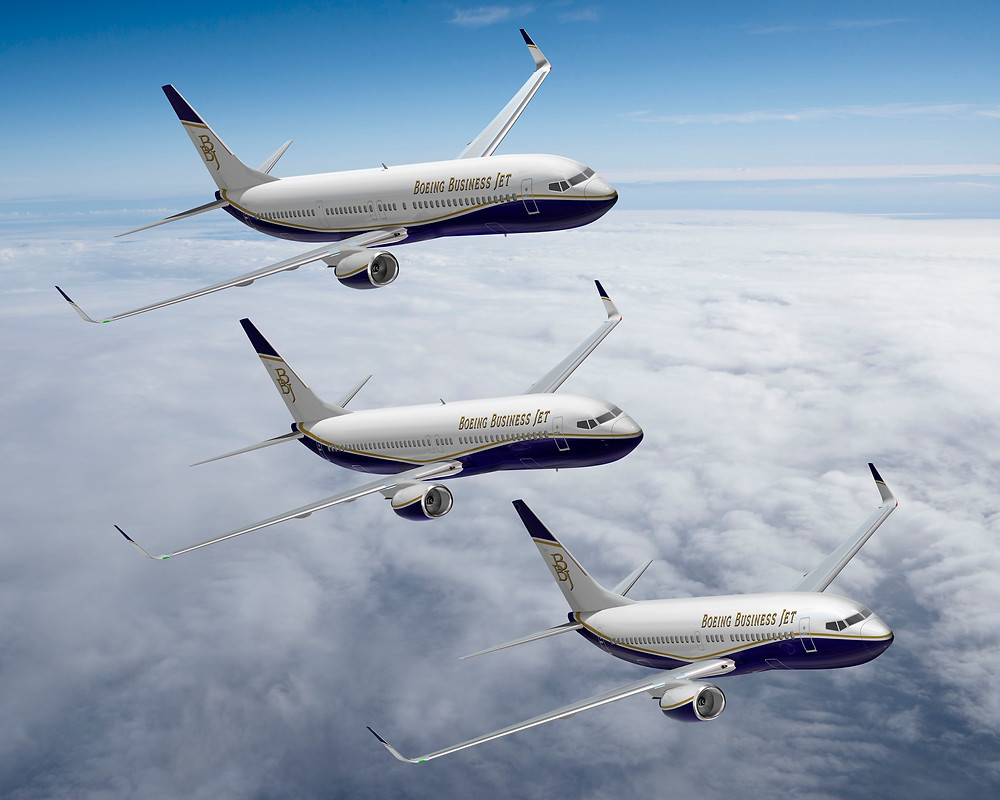Boeing Business Jets