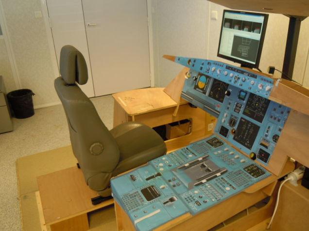 Jet Cockpit Design