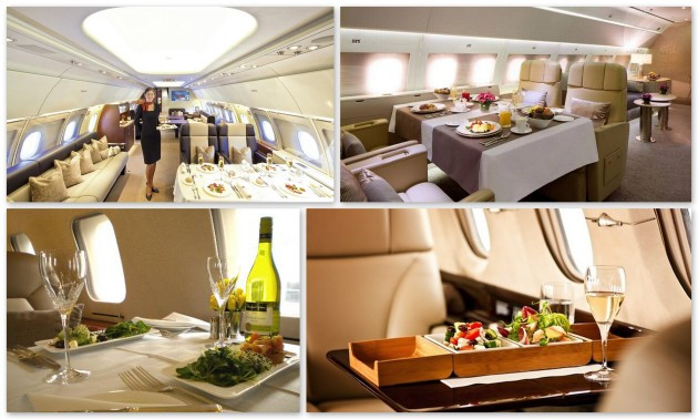 Private Aircraft Catering
