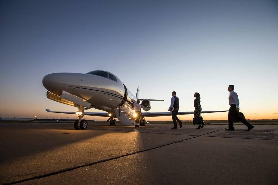 Custom Business Jet