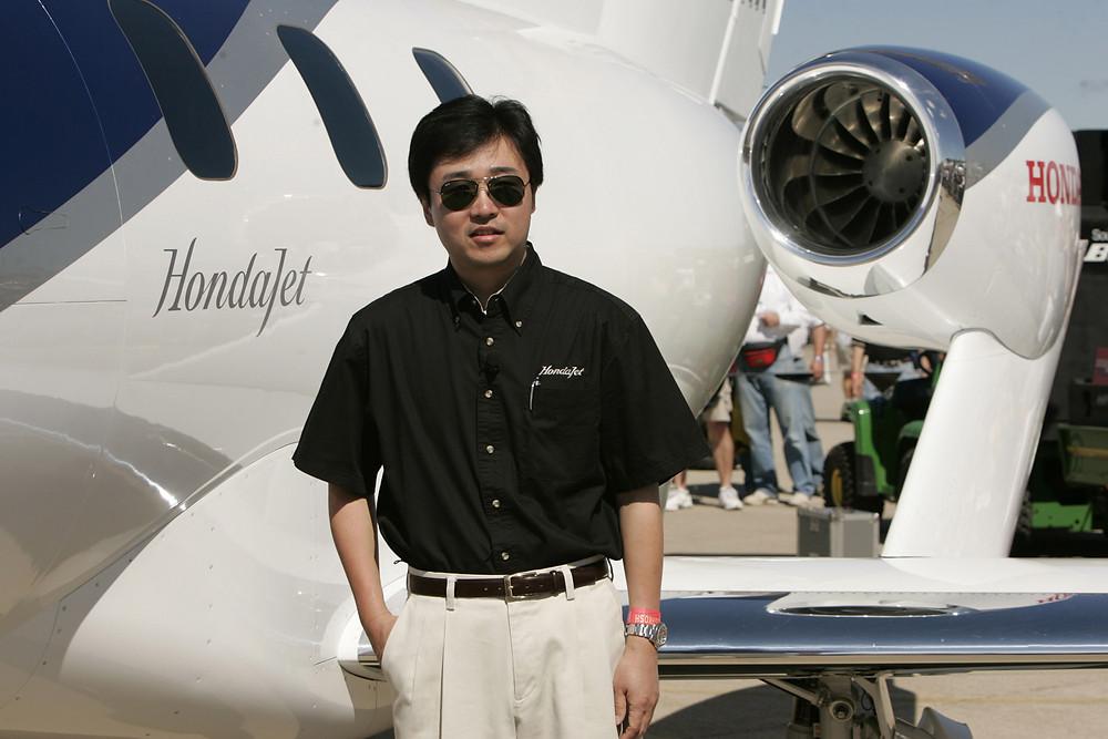 President and CEO Michimasa Fujino