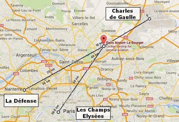 Paris Le Bourget